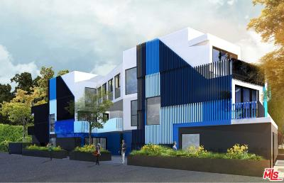 West Hollywood Residential Lots & Land For Sale: 1052 North Martel Avenue