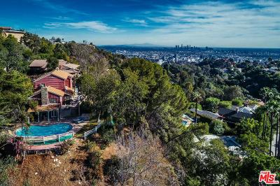 Los Angeles County Single Family Home For Sale: 2780 Outpost Drive