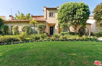 Beverly Hills Single Family Home For Sale: 515 North Arden Drive
