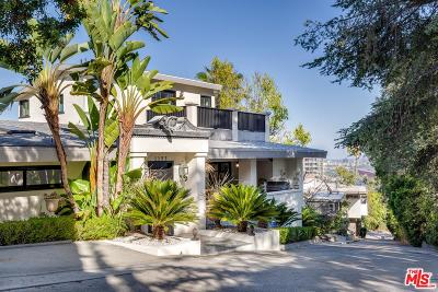 Los Angeles County Single Family Home For Sale: 1153 Sunset Hills Road