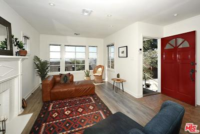 Los Angeles County Single Family Home For Sale: 3875 Clayton Avenue