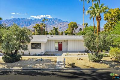 Palm Springs Single Family Home For Sale: 2453 South Brentwood Drive