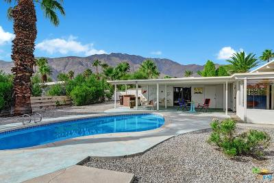 Palm Springs Single Family Home For Sale: 2044 Jacques Drive