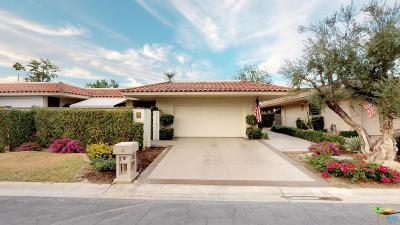 Rancho Mirage Single Family Home For Sale: 53 Cornell Drive