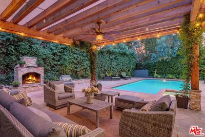 Encino Single Family Home For Sale: 16144 Moorpark Street