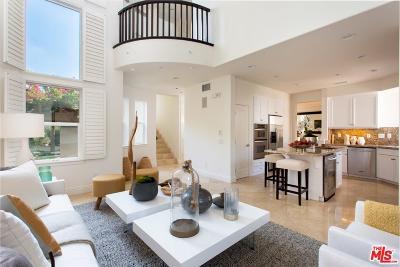 Playa Vista Condo/Townhouse For Sale: 6011 Dawn Creek #9