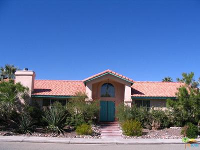 Cathedral City Single Family Home For Sale: 69736 Pleasant Grove