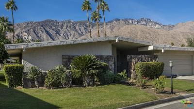 Palm Springs Condo/Townhouse For Sale: 2447 Paseo Del Rey
