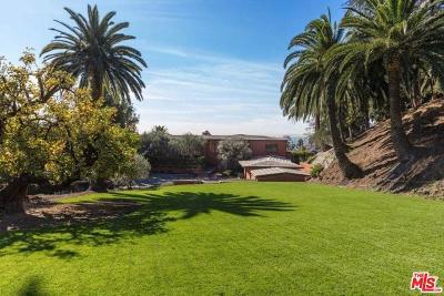 Single Family Home For Sale: 2000 La Brea Terrace
