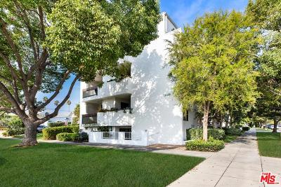 Santa Monica Condo/Townhouse For Sale: 1229 California Avenue #1