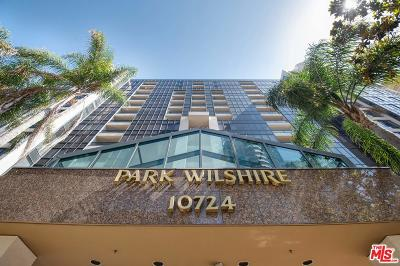 Condo/Townhouse For Sale: 10724 Wilshire #705