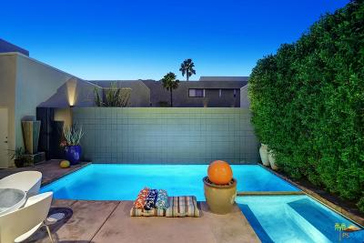 Palm Springs Condo/Townhouse For Sale: 1488 East Baristo Road
