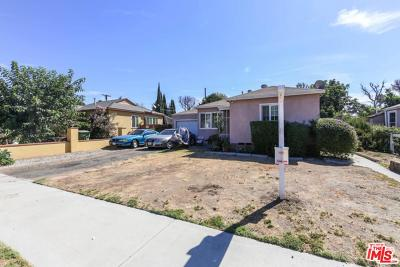 Panorama City Single Family Home Active Under Contract: 7962 Burnet Avenue