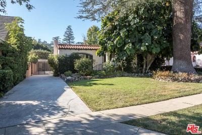 Sherman Oaks Single Family Home Active Under Contract: 14308 Greenleaf Street