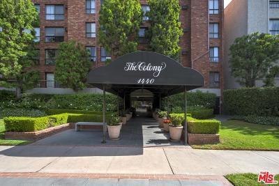 Los Angeles County Condo/Townhouse For Sale: 1440 Veteran Avenue #249
