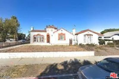 Los Angeles Single Family Home For Sale: 2159 West 74th Street