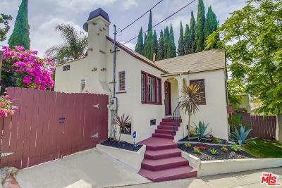 Single Family Home For Sale: 1918 Cerro Gordo Street