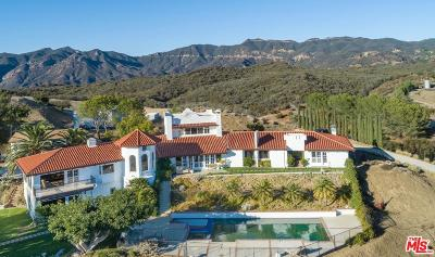 Los Angeles County Single Family Home For Sale: 33261 Decker School Road