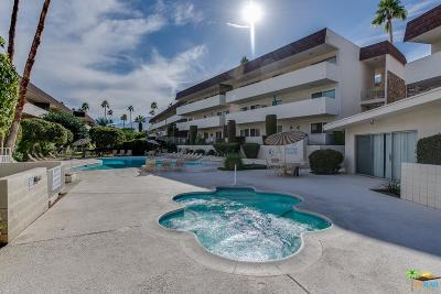 Palm Springs Condo/Townhouse For Sale: 2396 South Palm Canyon Drive #33