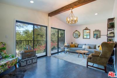 Los Angeles County Single Family Home For Sale: 8867 Lookout Mountain Avenue
