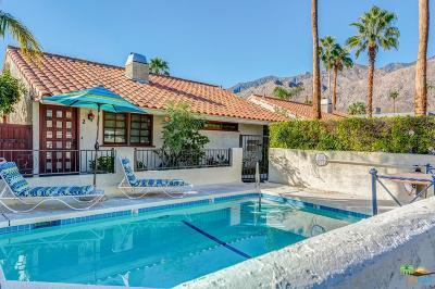 Palm Springs Condo/Townhouse For Sale: 993 East Parocela Place #2