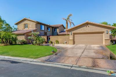 La Quinta Single Family Home For Sale: 78960 Zenith Way