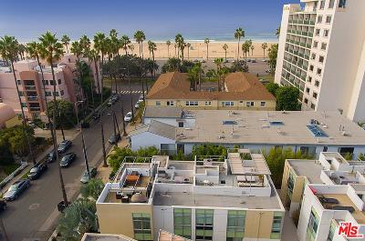 Santa Monica Condo/Townhouse For Sale: 125 Pacific Street Street #4