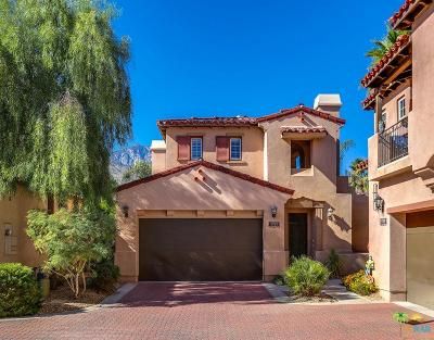 Palm Springs Single Family Home For Sale: 1731 San Sebastian Court