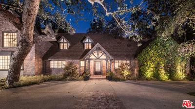 Single Family Home For Sale: 1524 Stone Canyon Road