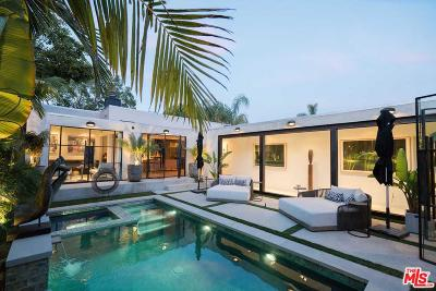 West Hollywood Single Family Home For Sale: 385 Huntley Drive