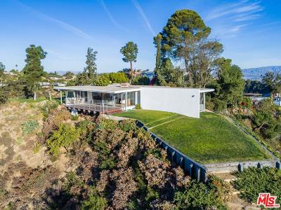 Single Family Home For Sale: 2460 Sunset Plaza Drive