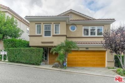 Pacific Palisades Single Family Home For Sale: 16762 Calle De Catalina