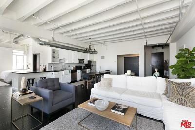 Los Angeles Condo/Townhouse For Sale: 312 West 5th Street #1118