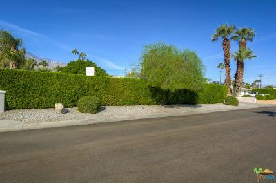 Palm Springs Single Family Home For Sale: 657 South Mountain View Drive