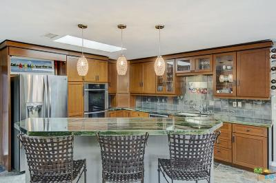 Palm Springs Single Family Home For Sale: 1265 East Tachevah Drive