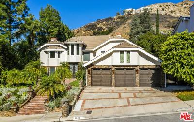 Burbank Single Family Home For Sale: 3609 Haven Way