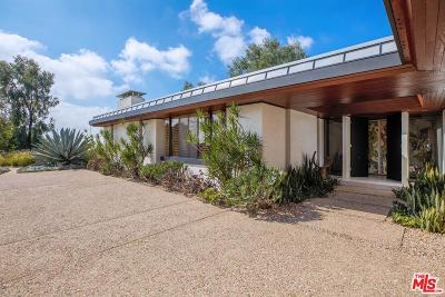 Single Family Home For Sale: 10865 Savona Road