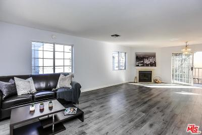 Los Angeles Condo/Townhouse For Sale: 102 South Manhattan Place #107