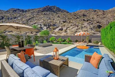 Palm Springs Single Family Home For Sale: 1009 Iris Lane