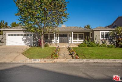 Los Angeles Single Family Home For Sale: 12025 Saltair Place