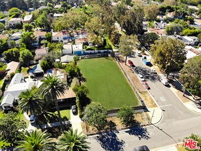 Santa Monica Residential Lots & Land For Sale: 1628 Georgina Avenue