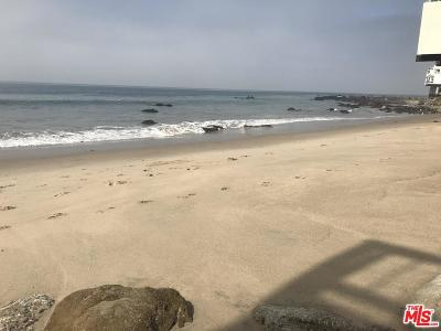 Malibu Single Family Home For Sale: 20624 Pacific Coast Highway