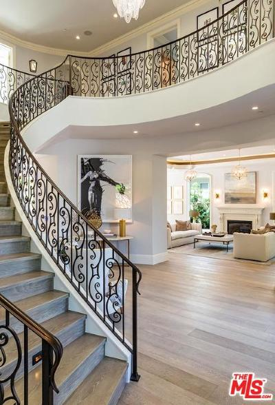 Beverly Hills Single Family Home For Sale: 603 North Bedford Drive