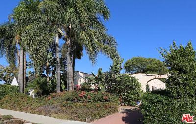 Single Family Home For Sale: 538 North Sierra Bonita Avenue