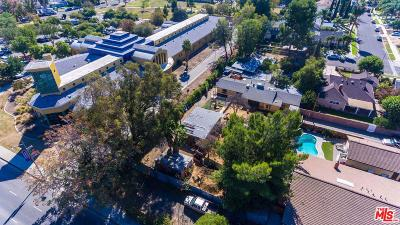 North Hills Single Family Home For Sale: 16326 Nordhoff Street