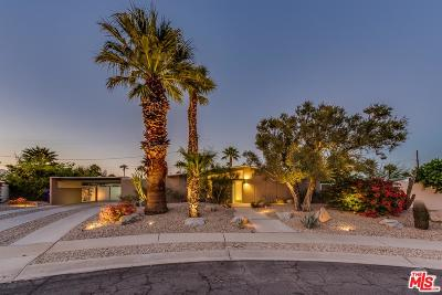 Palm Springs Single Family Home For Sale: 888 East Janet Circle