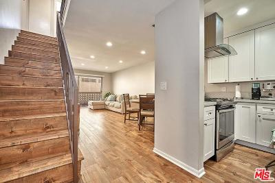 Los Angeles Condo/Townhouse For Sale: 444 South Gramercy Place #8