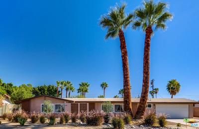 Palm Springs Single Family Home For Sale: 1910 North Los Alamos Road
