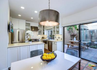 Palm Springs Condo/Townhouse For Sale: 4788 South Winners Circle #E