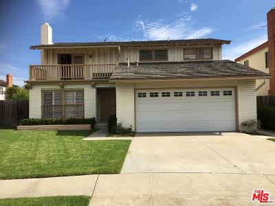 Culver City Single Family Home For Sale: 5110 Lindblade Drive